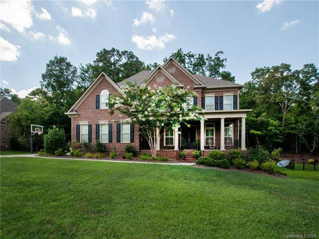1509 Waybridge Way, Weddington, NC 28104 (#3646452) :: High Performance Real Estate Advisors