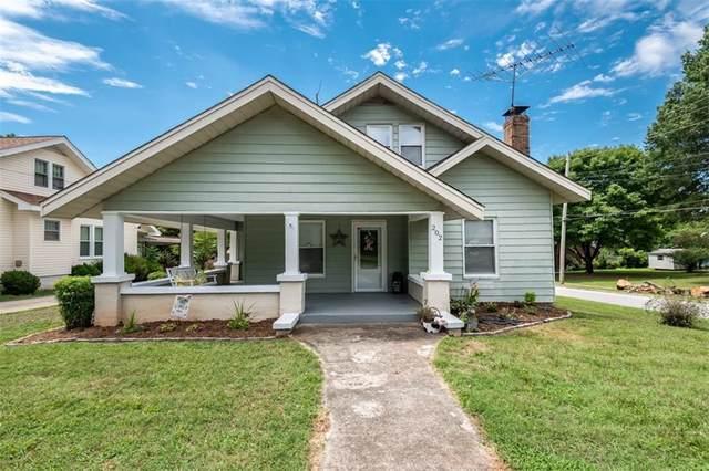 202 E Boyd Street, Maiden, NC 28650 (#3646483) :: LePage Johnson Realty Group, LLC