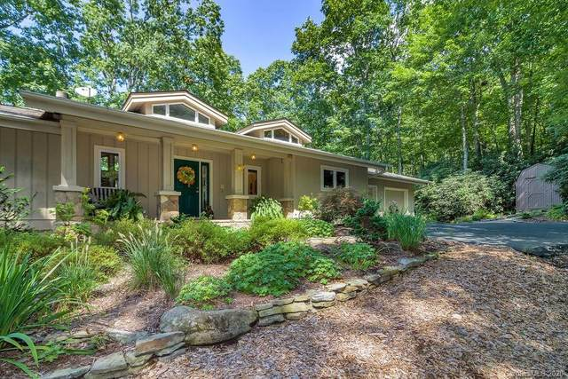139 Glen Spey Drive #35, Pisgah Forest, NC 28768 (#3646485) :: Johnson Property Group - Keller Williams