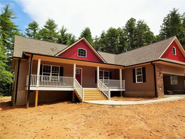 27 Pounding Mill Road 1A, Hendersonville, NC 28792 (#3646504) :: Carlyle Properties