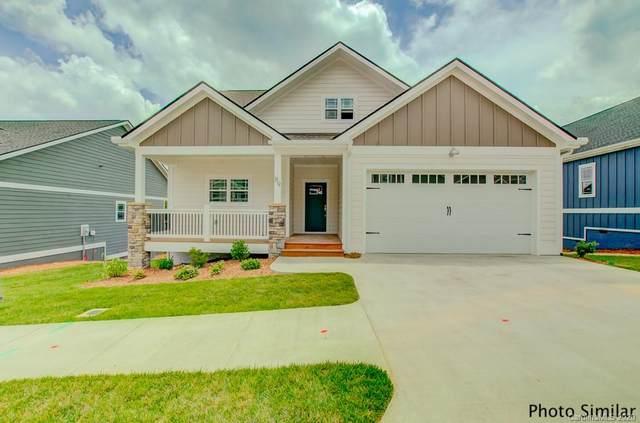 244 Leyland Circle #34, Hendersonville, NC 28792 (#3646505) :: Johnson Property Group - Keller Williams