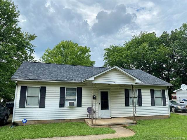 1411 N Caldwell Street, Charlotte, NC 28206 (#3646539) :: Premier Realty NC