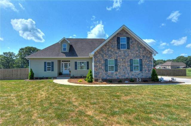 4118 Highland Pointe Drive, Monroe, NC 28110 (#3646548) :: Carlyle Properties