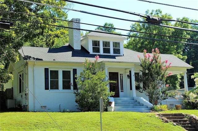 380 Harper Avenue NW, Lenoir, NC 28645 (#3646569) :: Carlyle Properties