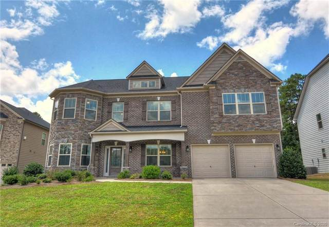 2819 Donegal Drive, Kannapolis, NC 28081 (#3646623) :: LePage Johnson Realty Group, LLC