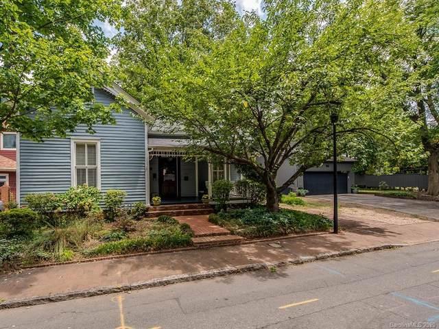 314 W 8th Street, Charlotte, NC 28202 (#3646638) :: Mossy Oak Properties Land and Luxury