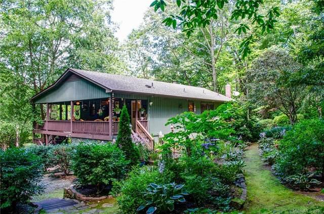 87 W Cherokee Circle W, Lake Toxaway, NC 28747 (#3646645) :: Premier Realty NC