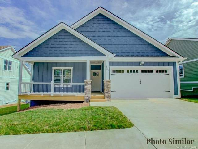 245 Leyland Circle #63, Hendersonville, NC 28792 (#3646652) :: Johnson Property Group - Keller Williams