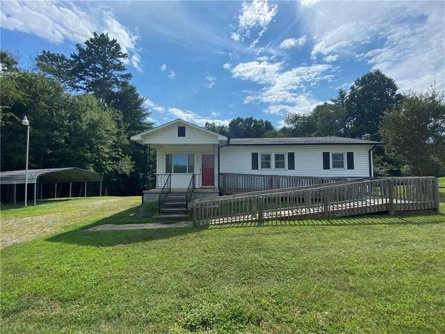 4021 Little John Church Road, Lenoir, NC 28645 (#3646656) :: Austin Barnett Realty, LLC