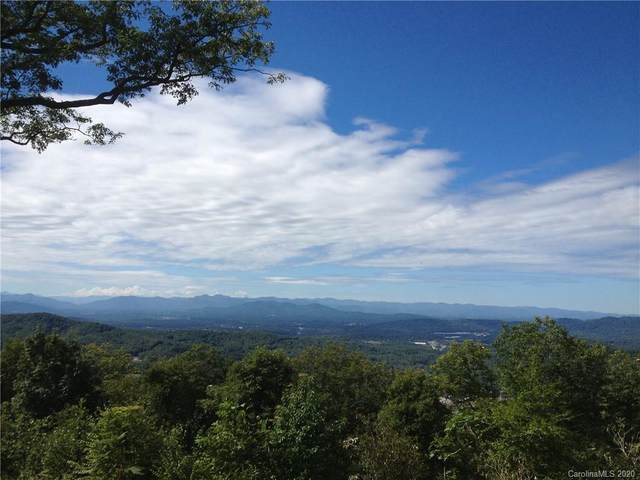 126 Castanea Mountain Drive 10 Acres, Asheville, NC 28803 (#3646657) :: Carlyle Properties