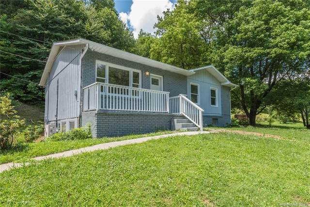 465 Thomas Branch Road, Marshall, NC 28753 (#3646662) :: LePage Johnson Realty Group, LLC