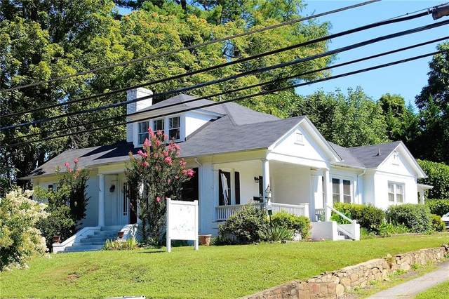 380 Harper Avenue NW, Lenoir, NC 28645 (#3646664) :: Zanthia Hastings Team