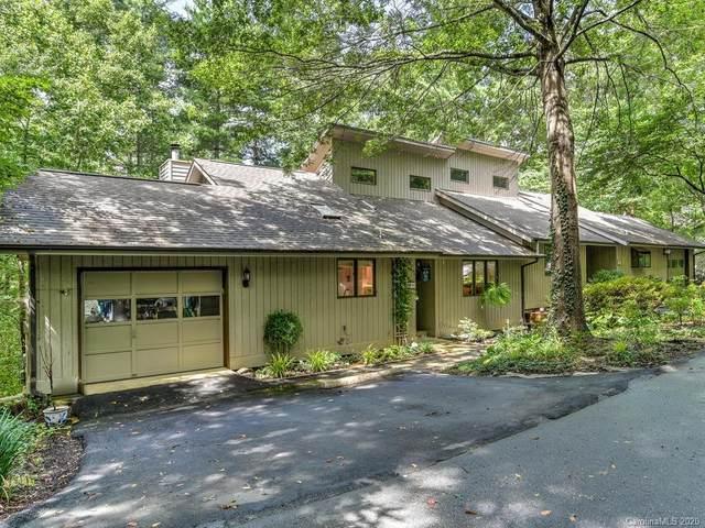 21 Cedarwood Terrace, Asheville, NC 28803 (MLS #3646707) :: RE/MAX Journey