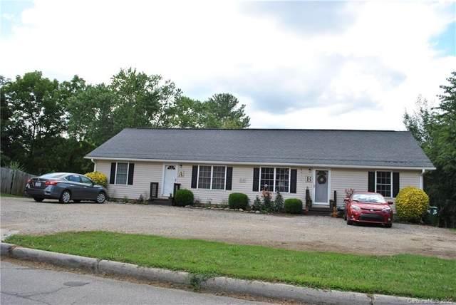 110 Burton Street A & B, Asheville, NC 28806 (#3646730) :: Stephen Cooley Real Estate Group