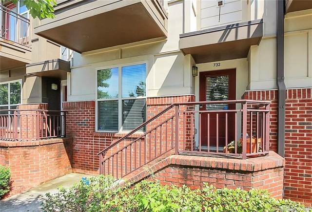 732 Seigle Point Drive, Charlotte, NC 28204 (#3646777) :: Stephen Cooley Real Estate Group