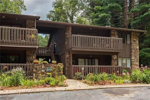 50 Maxine Lane #103, Hendersonville, NC 28739 (#3646787) :: Johnson Property Group - Keller Williams