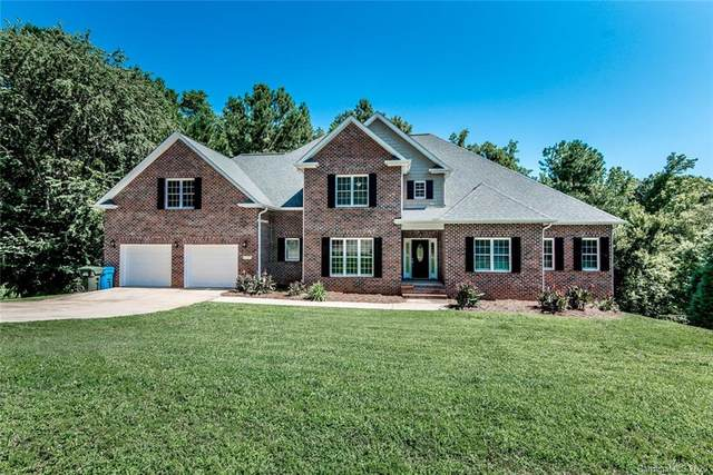 4005 Steve Ikerd Drive NE, Hickory, NC 28601 (#3646791) :: Johnson Property Group - Keller Williams