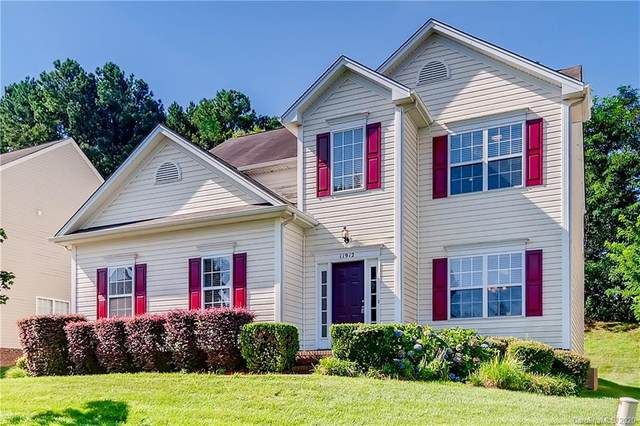 11912 Regal Lily Lane, Huntersville, NC 28078 (#3646798) :: Besecker Homes Team