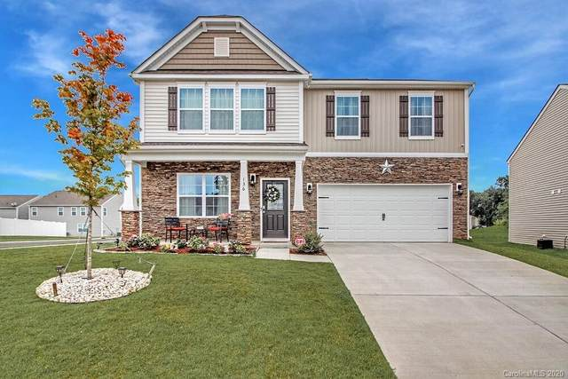 136 N Cromwell Drive, Mooresville, NC 28115 (#3646805) :: DK Professionals Realty Lake Lure Inc.