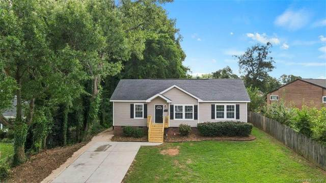 3922 Tamerlane Drive, Charlotte, NC 28205 (#3646817) :: High Performance Real Estate Advisors