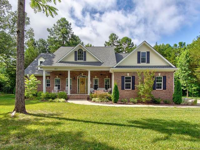 8611 Kerns Meadow Lane, Huntersville, NC 28078 (#3646885) :: Stephen Cooley Real Estate Group