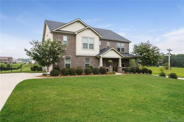 602 Blaise Court, Matthews, NC 28104 (#3646897) :: High Performance Real Estate Advisors