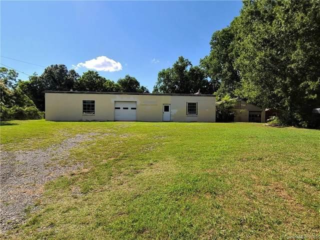 612 N Salisbury Avenue, Spencer, NC 28159 (#3647020) :: Carlyle Properties