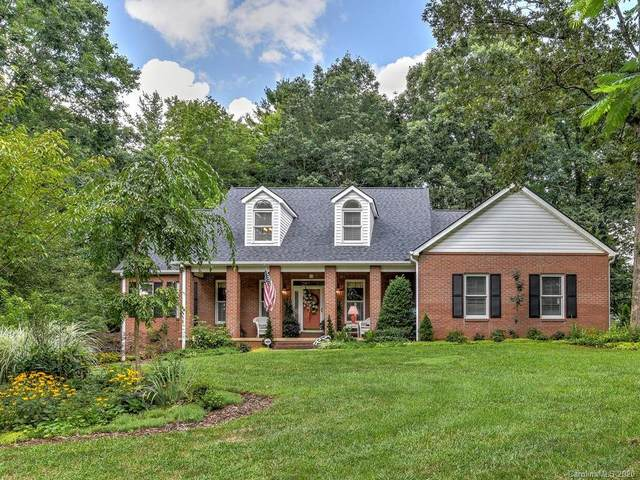 34 Forest Knoll Drive, Weaverville, NC 28787 (#3647063) :: Zanthia Hastings Team