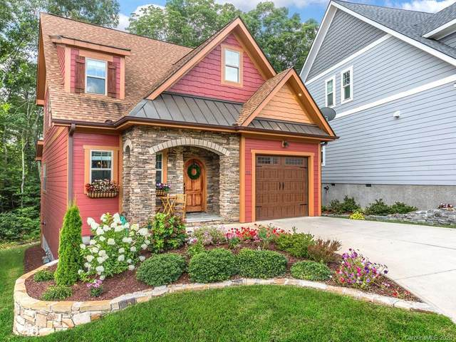 39 Tudor Way, Black Mountain, NC 28711 (#3647099) :: LePage Johnson Realty Group, LLC