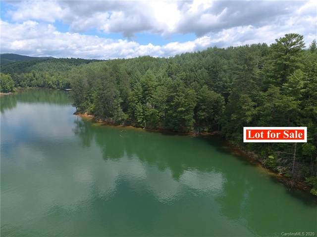 V/L Saylor Way Lot 21, Nebo, NC 28761 (#3647101) :: Johnson Property Group - Keller Williams