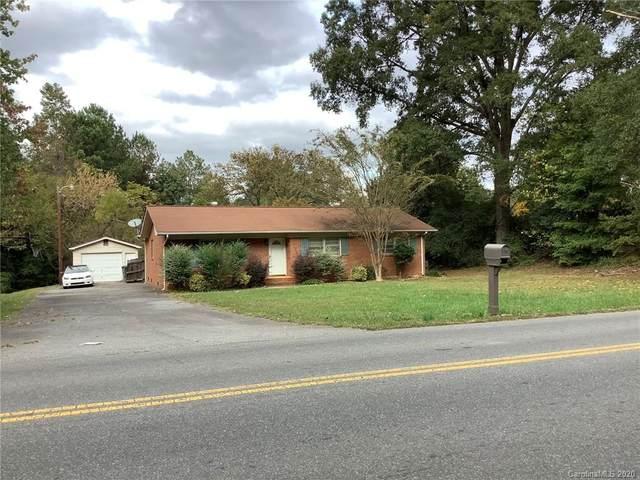 6219 Robinson Church Road, Charlotte, NC 28215 (#3647119) :: Premier Realty NC