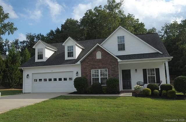 103 Brookstone Way, Salisbury, NC 28146 (#3647172) :: Premier Realty NC
