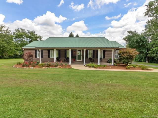480 Clement Road, Brevard, NC 28712 (#3647188) :: MartinGroup Properties