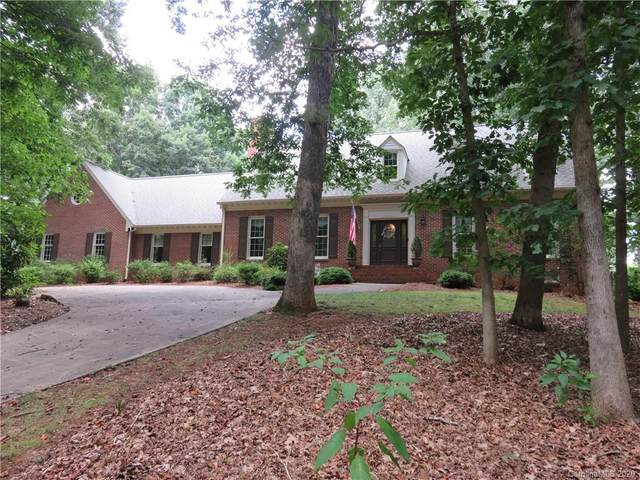 212 Vauxhall Drive, Shelby, NC 28150 (#3647189) :: Miller Realty Group