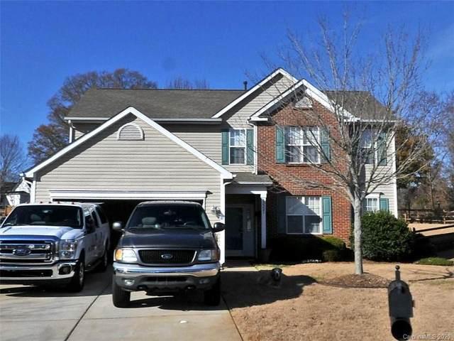 13321 Emerald Branch Lane, Charlotte, NC 28273 (#3647218) :: LePage Johnson Realty Group, LLC