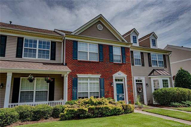 9311 Greenheather Drive, Huntersville, NC 28078 (#3647229) :: Stephen Cooley Real Estate Group