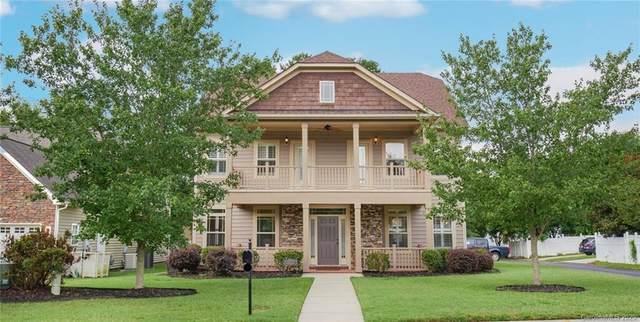 4009 Cedar Point Avenue #183, Matthews, NC 28104 (#3647238) :: Premier Realty NC