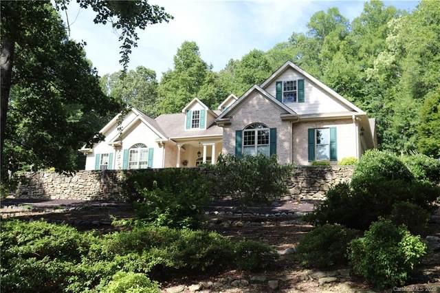 277 Burge Mountain Road, Hendersonville, NC 28792 (#3647289) :: Rinehart Realty