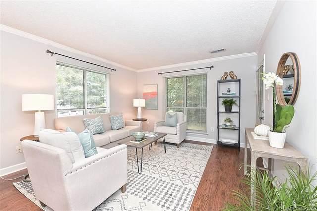 2514 Cranbrook Lane #1, Charlotte, NC 28207 (#3647299) :: Robert Greene Real Estate, Inc.