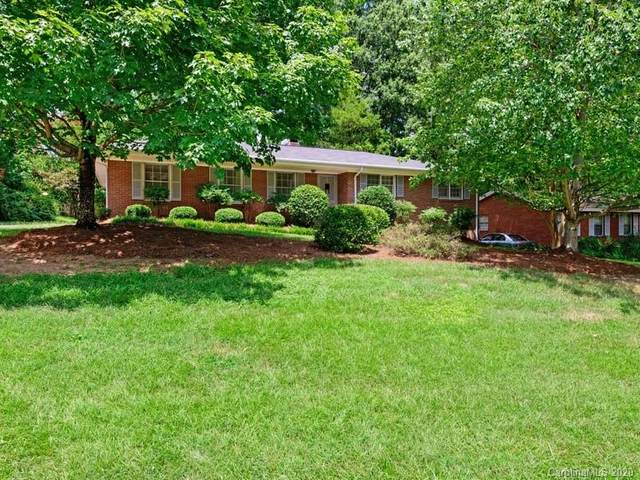 1009 Goshen Place, Charlotte, NC 28211 (#3647302) :: Carlyle Properties