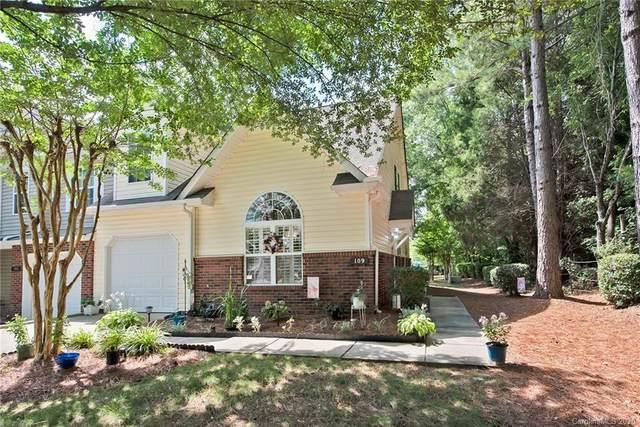 109 Prescott Street, Matthews, NC 28104 (#3647315) :: Premier Realty NC