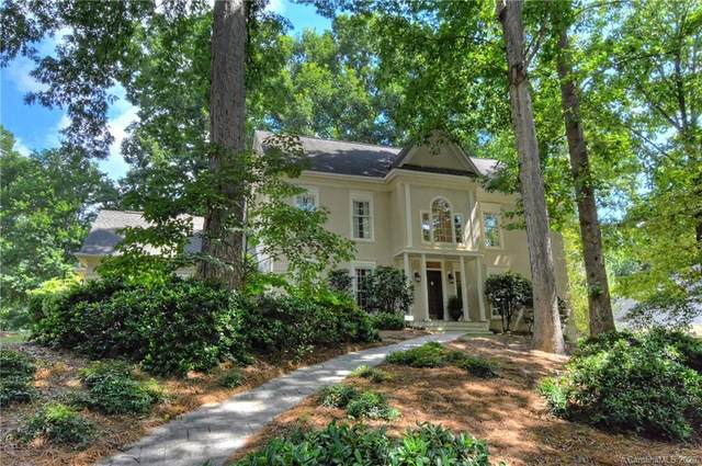 4421 Canoebrook Road, Charlotte, NC 28210 (#3647329) :: Miller Realty Group