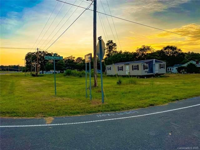 None Hwy 24/27 Highway, Oakboro, NC 28129 (#3647412) :: LePage Johnson Realty Group, LLC