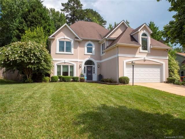 1809 Thornblade Ridge Drive, Matthews, NC 28105 (#3647467) :: Rinehart Realty