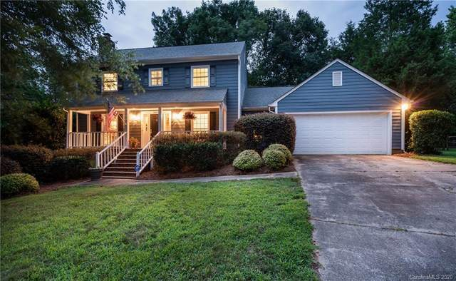 2020 Monaghan Court, Matthews, NC 28105 (#3647497) :: Robert Greene Real Estate, Inc.