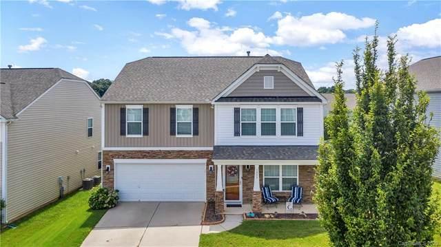 2855 Village Center Drive, Dallas, NC 28034 (#3647522) :: Rhonda Wood Realty Group