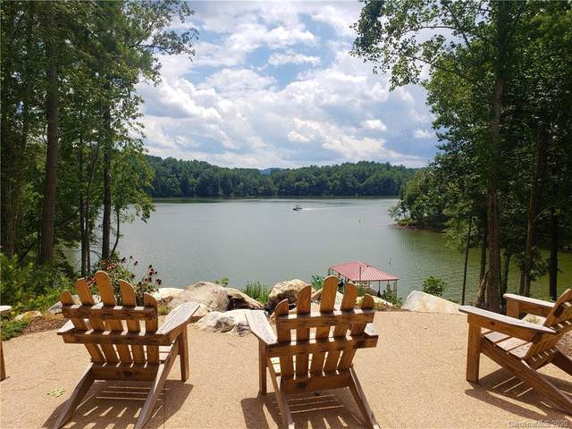 Lot 137 Coveside Drive #137, Granite Falls, NC 28630 (#3647532) :: The Mitchell Team