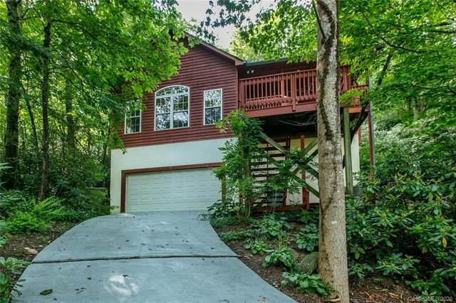 7 Atherton Way, Asheville, NC 28803 (MLS #3647588) :: RE/MAX Journey