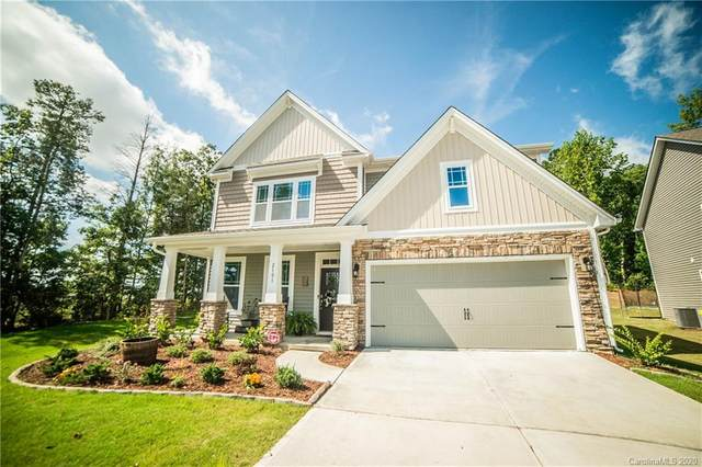 2101 Black Forest Cove Lot 17, Concord, NC 28027 (#3647606) :: Rinehart Realty