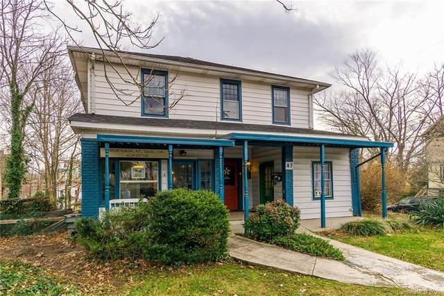 47 Orange Street, Asheville, NC 28801 (#3647612) :: SearchCharlotte.com